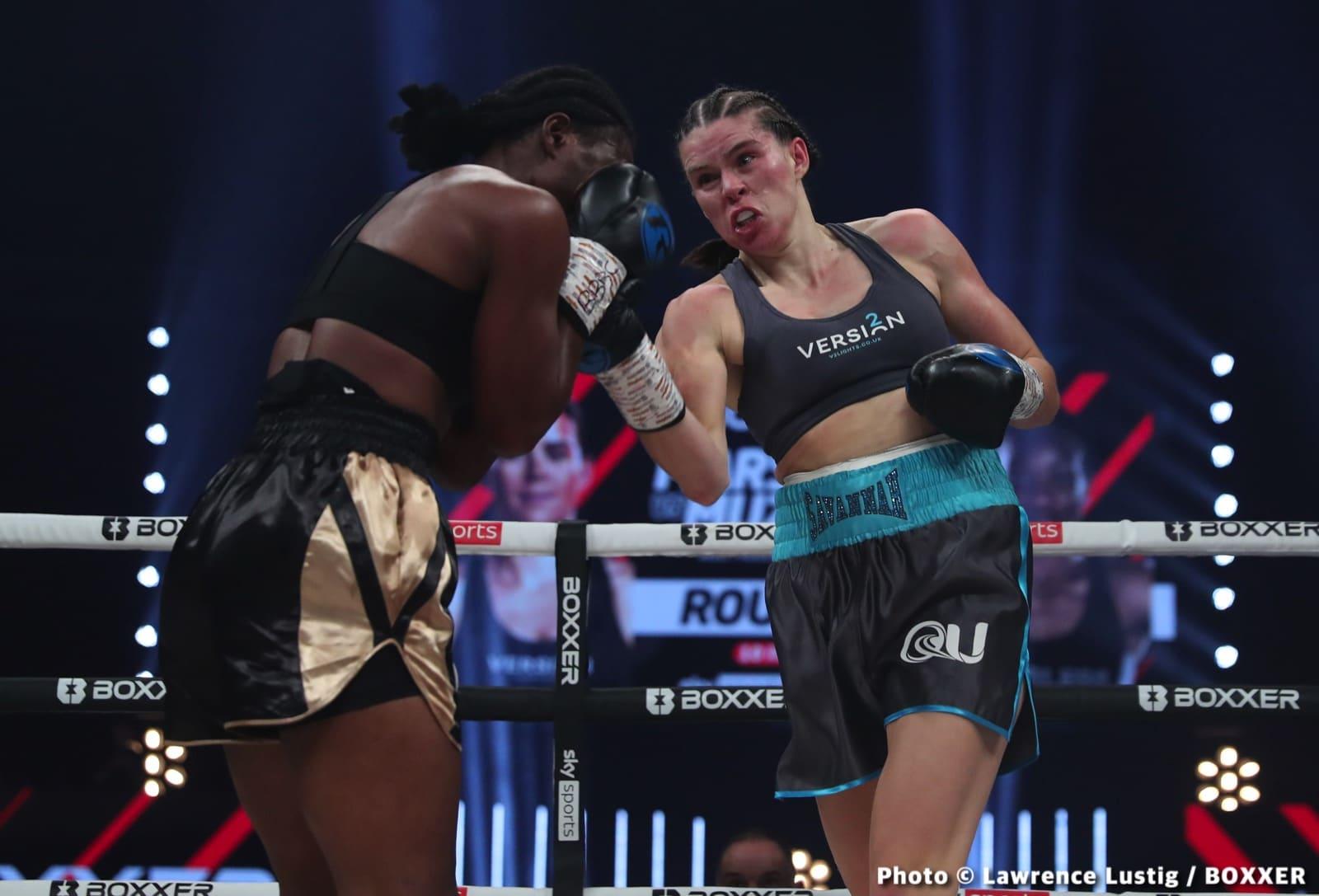 Savannah Marshall - Boxing News