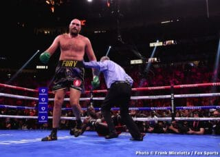 Fury Comes Through The Toughest Fight Of His Career To KO Wilder In 11
