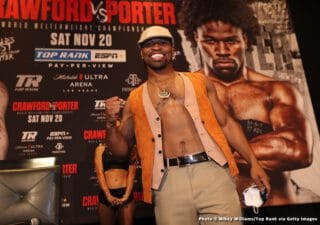 Happy Birthday Shawn Porter; But Can He Get The Big Win Over Terence Crawford?