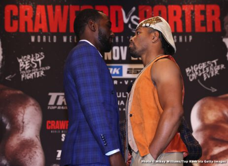 Shawn Porter, Terence Crawford - Boxing News