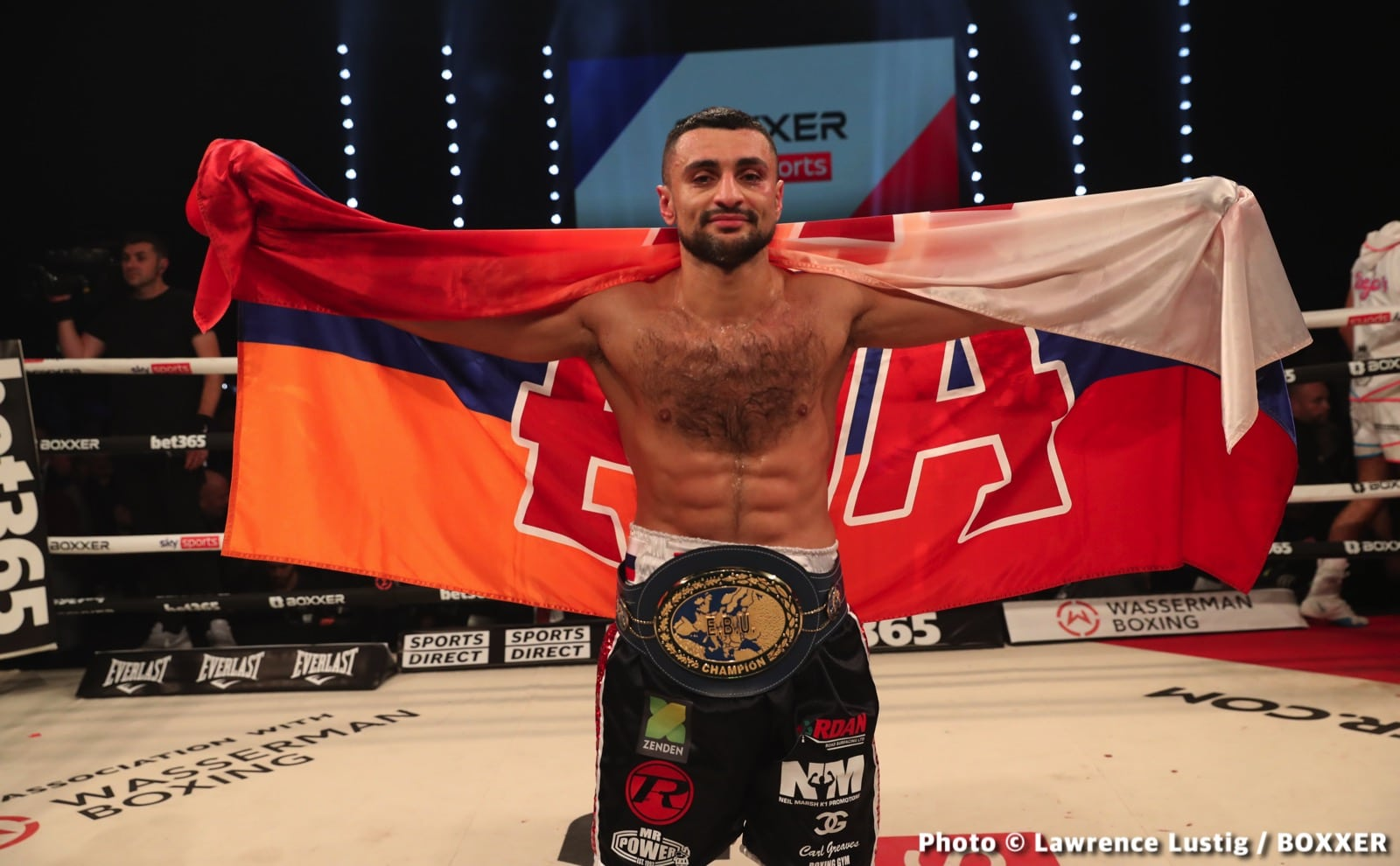 David Avanesyan, Liam Taylor, Richard Riakporhe - Boxing Results