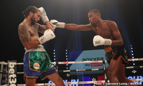 David Avanesyan, Liam Taylor - Boxing News