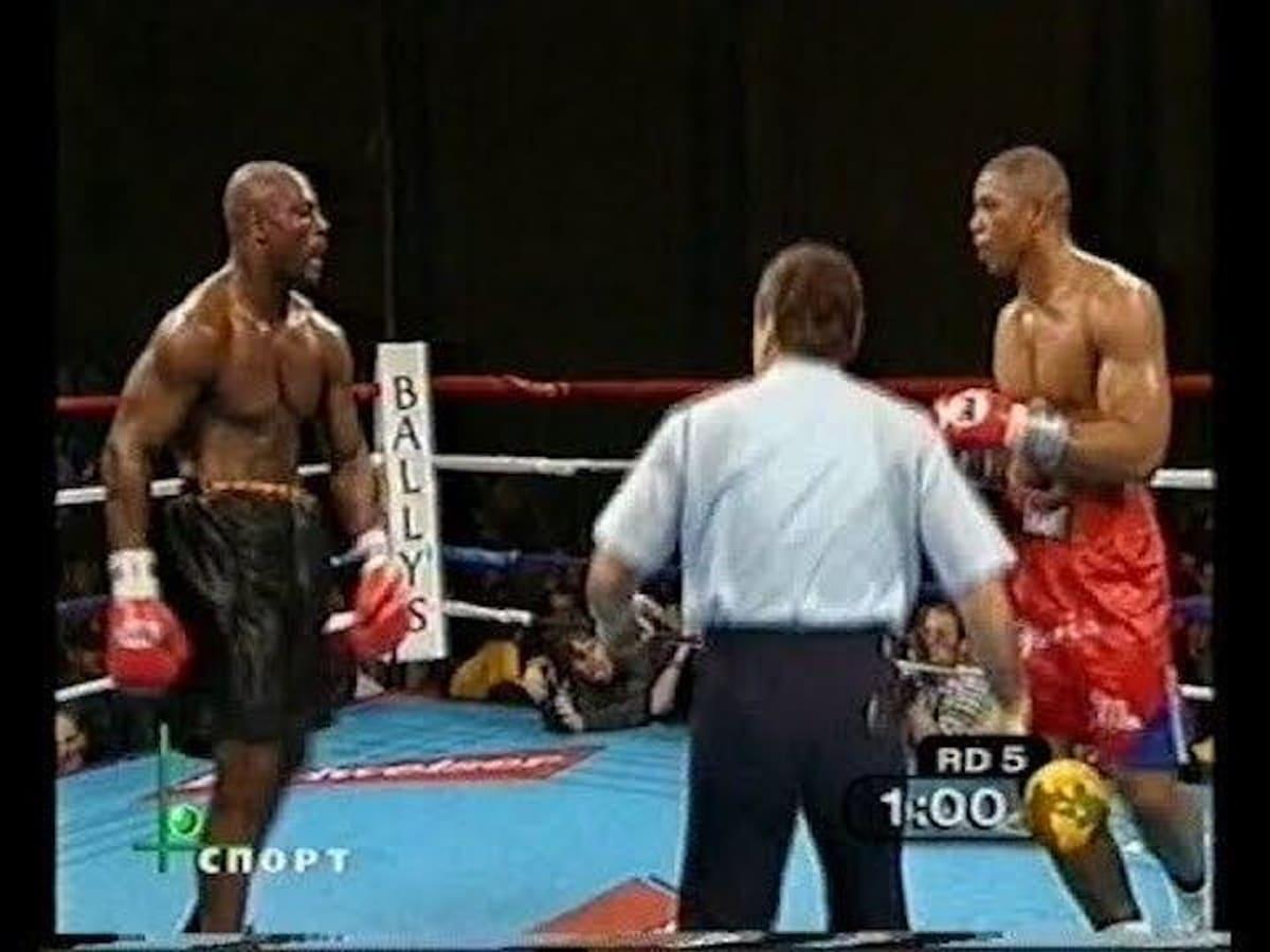 Derrick Jefferson - Boxing News