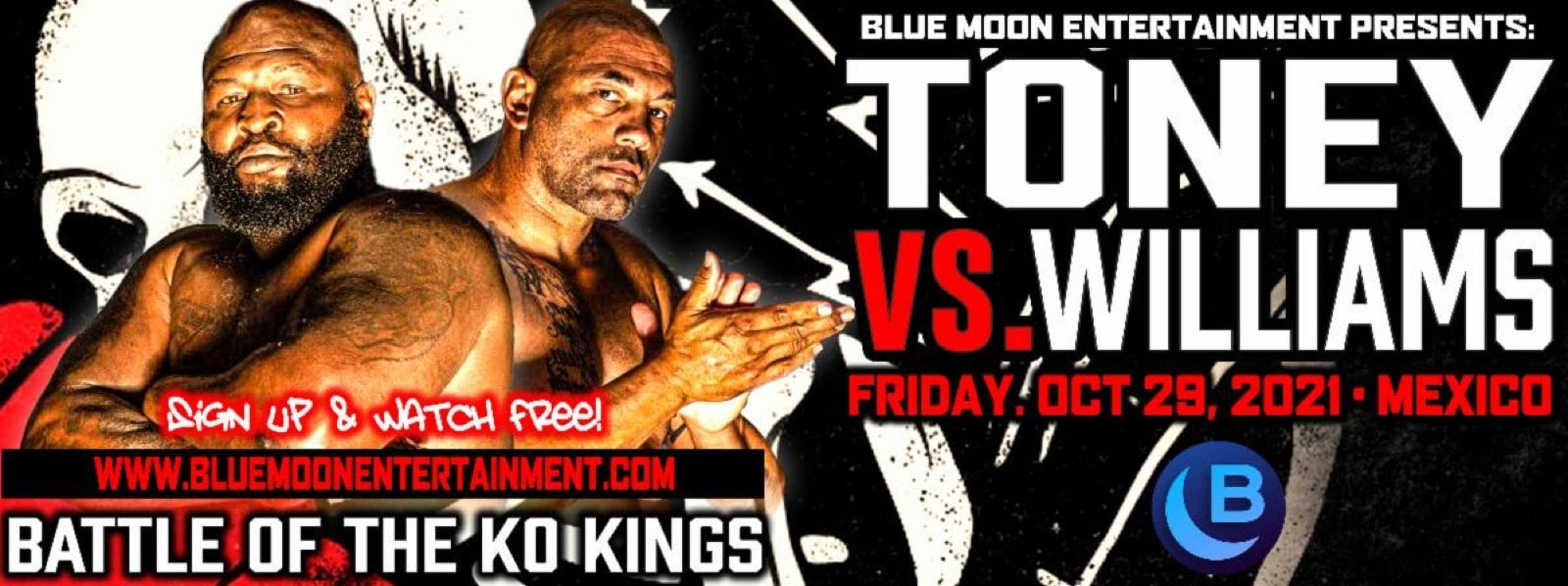 James Toney, Jeremy Williams - Boxing News