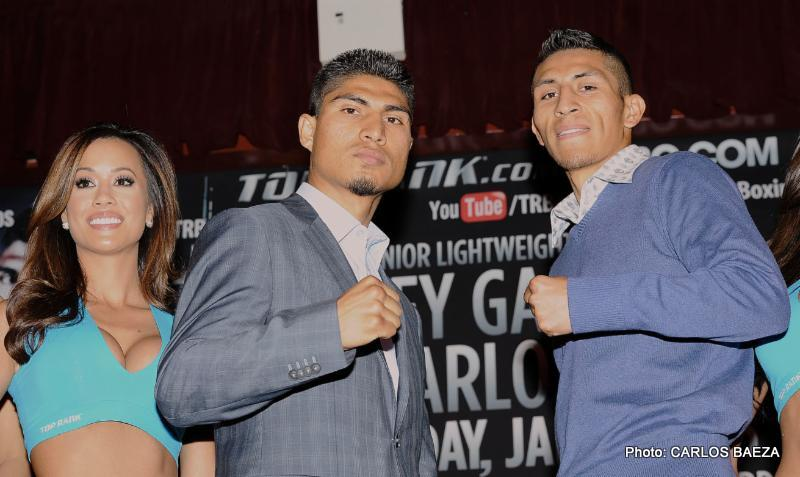 Garcia vs. Burgos: Is Burgos just a stepping stone for Mikey's big plans for 2014?