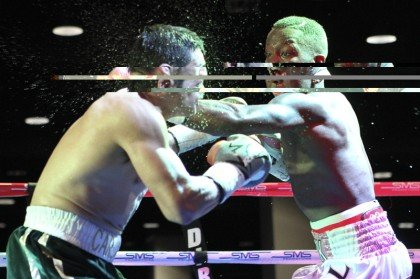 Mark Davis Shemuel Pagan Boxing News Boxing Results