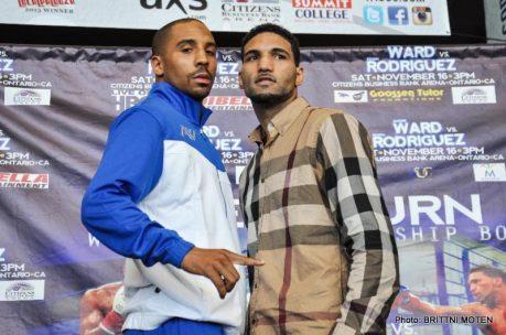 Andre Ward Edwin Rodriguez Ward vs. Rodriguez Boxing News