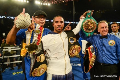 Andre Ward Edwin Rodriguez Ward vs. Rodriguez Boxing News Boxing Results Top Stories Boxing