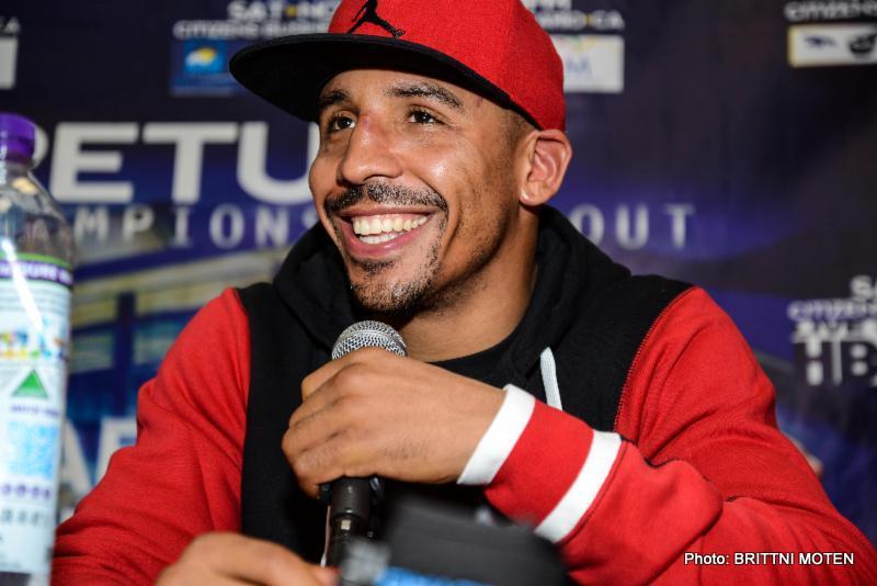Andre Ward, Edwin Rodriguez, Ward vs. Rodriguez - Boxing News