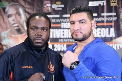 Bermane Stiverne Chris Arreola Boxing News