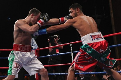 Billy Dib Dib vs. Gradovich Boxing Results