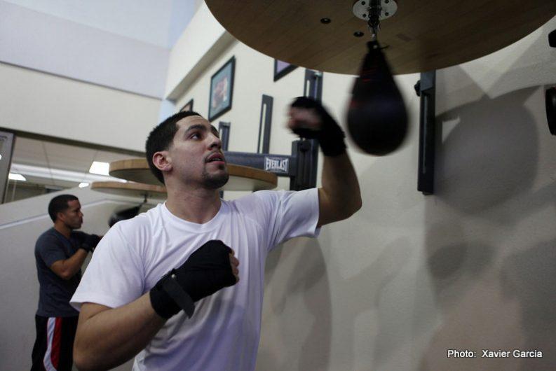 Danny Garcia Boxing News