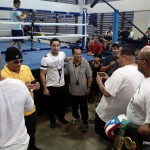 Entrenamiento Danny Garcia xg
