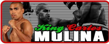 Carlos Molina Boxing News