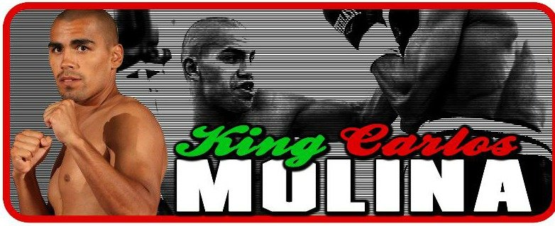 'King' Carlos Molina training in Mexico, Signs Agreement with Manager Al Haymon