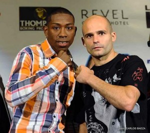 Jhonatan Romero Kiko Martinez Boxing News