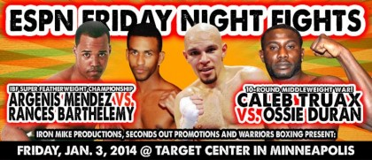 Caleb Truax Ossie Duran Boxing News Top Stories Boxing