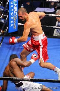 Sergey Kovalev Boxing Results