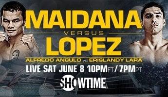 Josesito Lopez Marcos Maidana Boxing News Top Stories Boxing