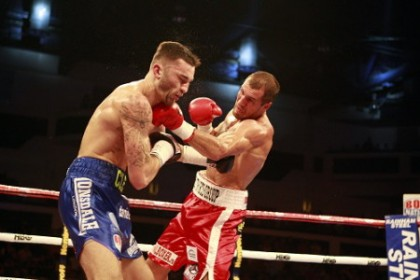 Cleverly vs. Kovalev Nathan Cleverly Sergey Kovalev Boxing News Boxing Results