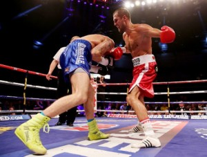Cleverly vs. Kovalev Nathan Cleverly Sergey Kovalev Boxing News Boxing Results British Boxing Top Stories Boxing