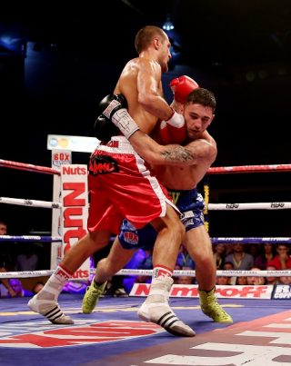 Nathan Cleverly, Sergey Kovalev - It was a bleak night for British boxing and Nathan Cleverly back in August of 2013, when the then WBO light-heavyweight champion surrendered his title to big-hitting Russian Sergey Kovalev in front of his hometown fans in Cardiff - knocked out in four dominant rounds by the brutal puncher, who announced himself to the world and ripped the bottom out of the Welshman's confidence and career in the process.