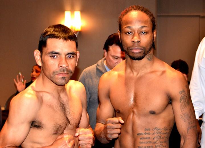 Jordan Shimmell Raushee Warren Thomas Williams Jr Boxing News