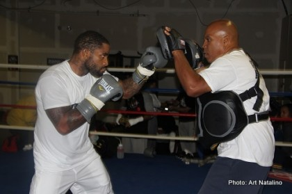 Curtis Stevens Boxing Interviews Boxing News