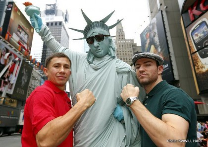 Gennady Golovkin Golovkin vs. Macklin Matthew Macklin Boxing News Top Stories Boxing