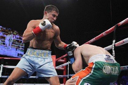 Gennady Golovkin Golovkin vs. Macklin Matthew Macklin Boxing News Boxing Results Top Stories Boxing