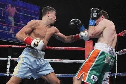 Gennady Golovkin Golovkin vs. Macklin Matthew Macklin Boxing News Boxing Results