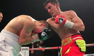Anthony Crolla - On a lengthy night of boxing from the SECC in Glasgow on March 1st, Anthony 'Million Dollar' Crolla will defend his WBO inter-continental lightweight title against John Simpson, live on Sky Sports.