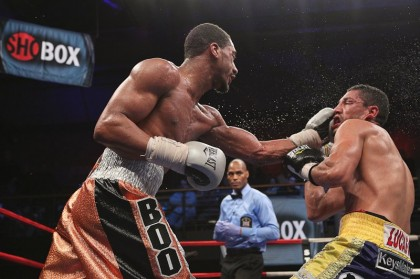 Cletus Seldin Demetrius Andrade Boxing Results
