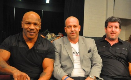 Arash Usmanee Argenis Mendez Mike Tyson Boxing News