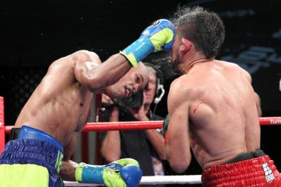 Arash Usmanee Argenis Mendez Mike Tyson Boxing News Boxing Results