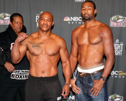 Amir Mansour Kelvin Price Mansour vs. Price Boxing News