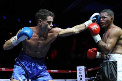 Chris Algieri Joshua Clottey Boxing News Boxing Results