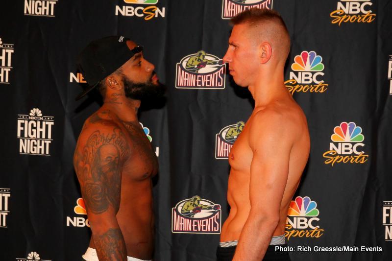Weights: Stevens vs. MaJewski
