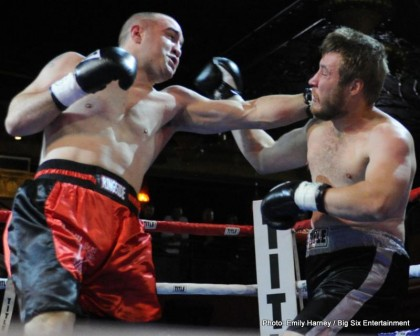 Chris Traietti Boxing News Boxing Results