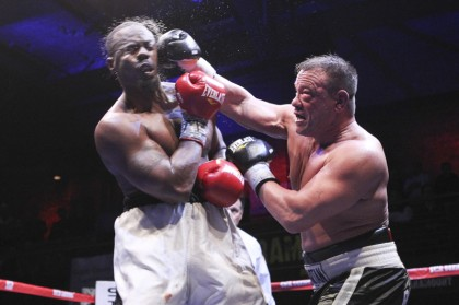 Cletus Seldin Vinny Maddalone Boxing News Boxing Results