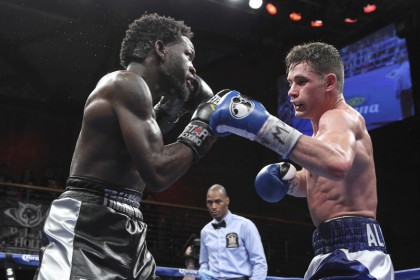 Chris Algieri Emanuel Taylor Boxing News Boxing Results