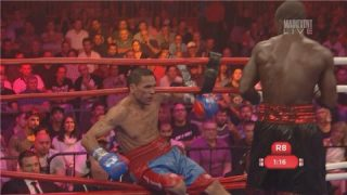 Anthony Mundine, Joshua Clottey - In Newcastle, Australia last night Anthony Mundine (46 - 6) fought Ghanaian Joshua Clottey (38- 4) in the classical cross roads fight, the loser destined to fight local derbies as a competitive journeyman.