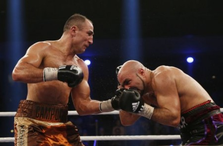Arthur Abraham Jack Culcay Boxing Results