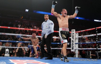 Alvarado vs. Provodnikov Mike Alvarado Ruslan Provodnikov Boxing News Top Stories Boxing