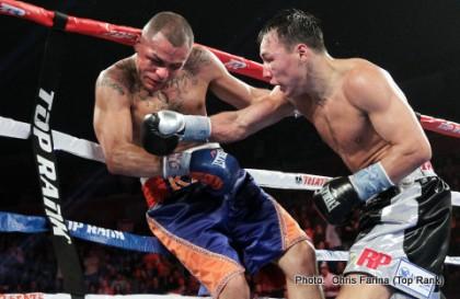 Alvarado vs. Provodnikov Mike Alvarado Ruslan Provodnikov Boxing News Boxing Results
