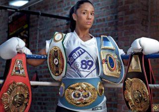 Amanda Serrano, Eddie Hearn - Boxing News