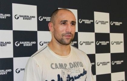 Arthur Abraham Giovanni De Carolis Boxing News