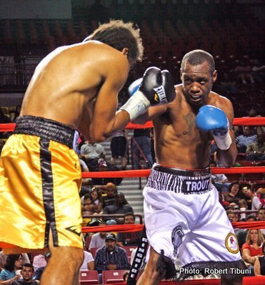 """Austin Trout, Cotto vs. Trout, Miguel Cotto - By Joseph Herron - With less than two months until the highly anticipated face-off between three division world champion Miguel Angel Cotto (37-3, 30 KOs) and Austin """"No Doubt"""" Trout (25-0, 14 KOs), many fight scribes and boxing fans are concerned that the Caguas warrior picked on the wrong Junior Middleweight title holder."""