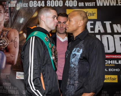Bellew Chilemba head to head[4]