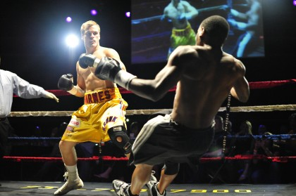 Anthony Barnes Boxing News Boxing Results